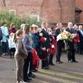 Novembre 2008 : Remembrance Day à Syston