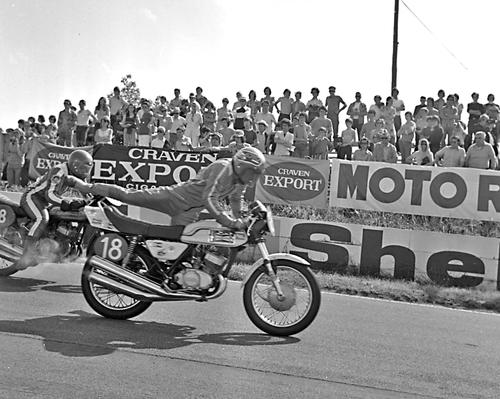 "Le ""Miyon"" 1972 à Magny-Cours"