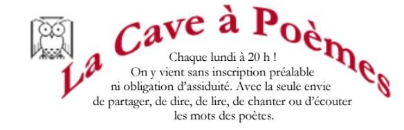 Cave à poèmes Paris