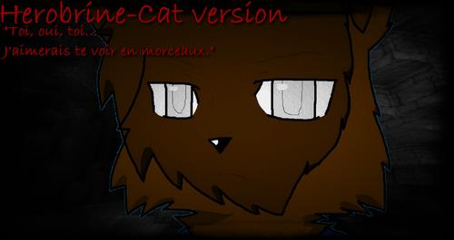 Les Creepy Pasta Cat-version !! :D (Ils y sont pas encore tous)