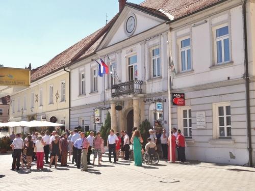 Ljutomer en Slovénie (photos)