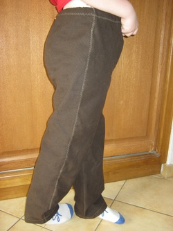 Un pantalon pour Killian.