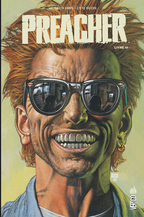 [Critique] Preacher, Tome 3