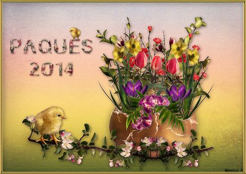 Cartes de Pâques 2014