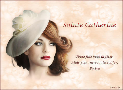 Vive Sainte-Catherine!