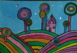 Comme Kandinsky...