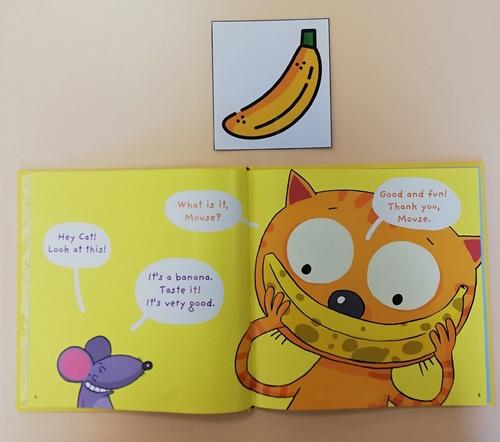 Cat and Mouse: des livres audio en anglais