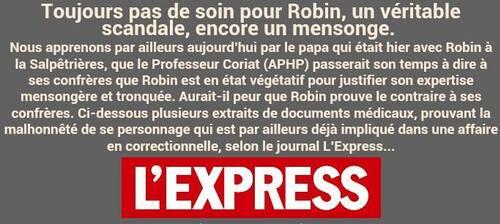 RESULTAT ROBIN RICHARD