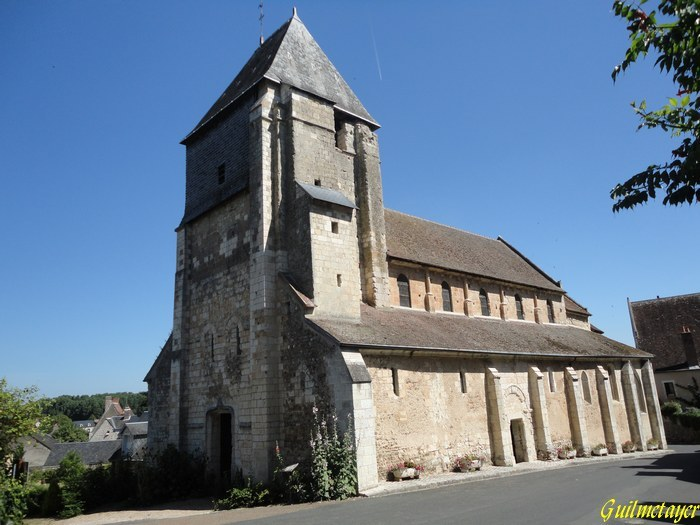 Centre Loir-et-Cher Lavardin St-Genest