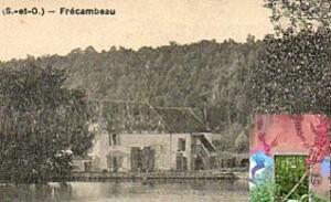 Moulin de Frécambeau