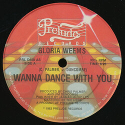 Gloria Weems - Wanna Dance With You