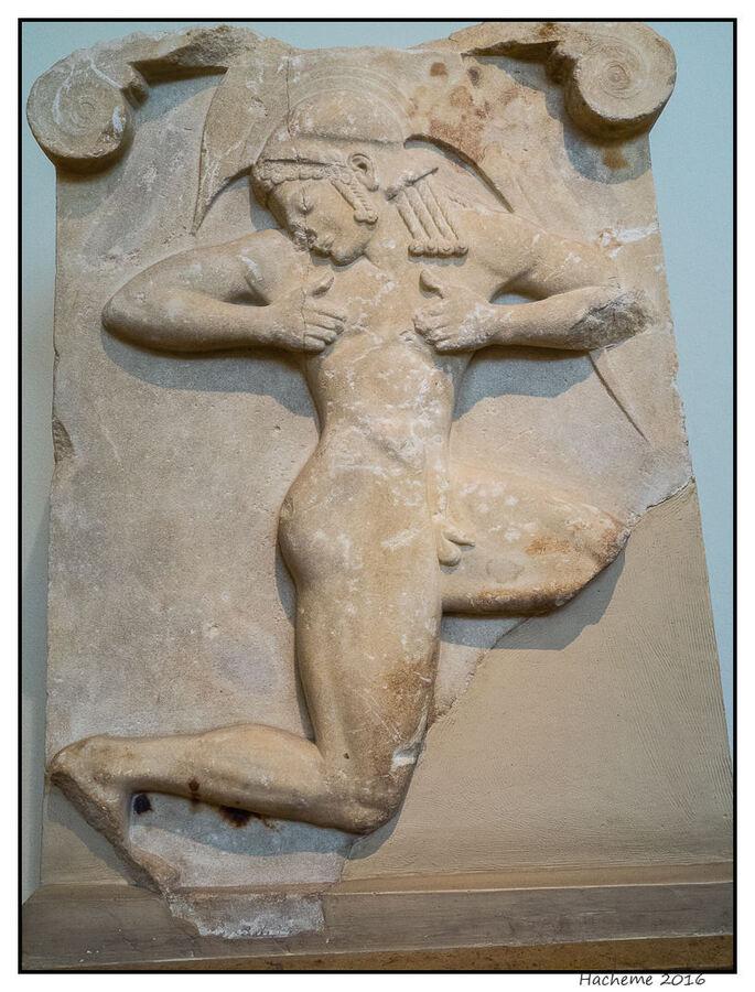 Athènes, le musée national