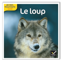 "Lecture documentaire : les docs ribambelle ""le loup"""
