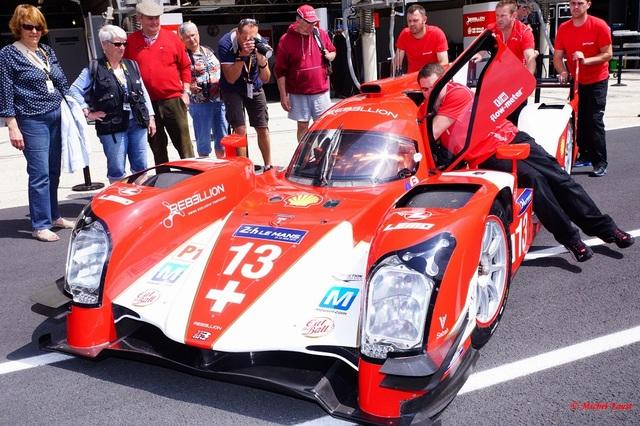 Le Mans 2014 Abandons