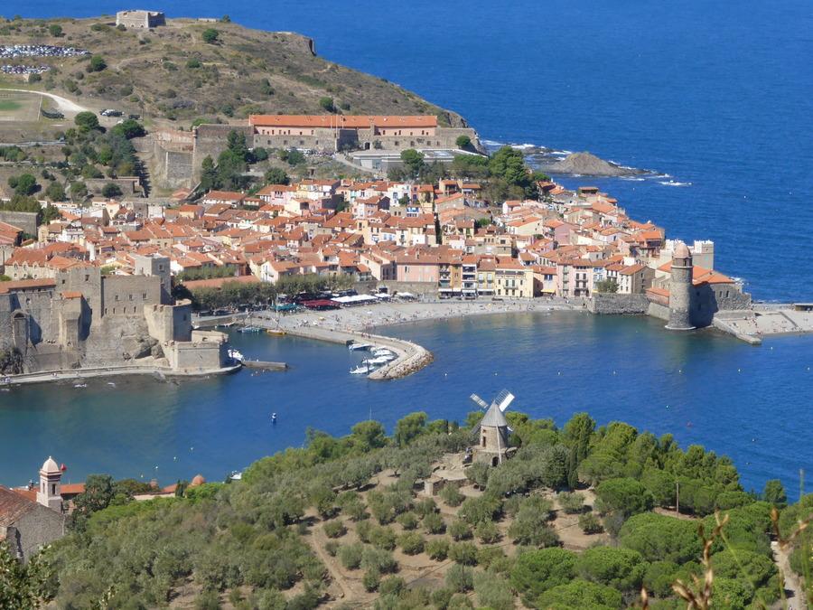 Le Fort Saint-Elme (journées du patrimoine)