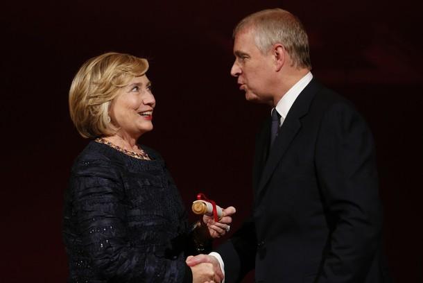 Andrew et Hillary