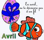 Poésies autour du poisson d'avril