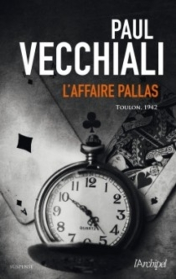 L'affaire Pallas - Paul Vecchiali