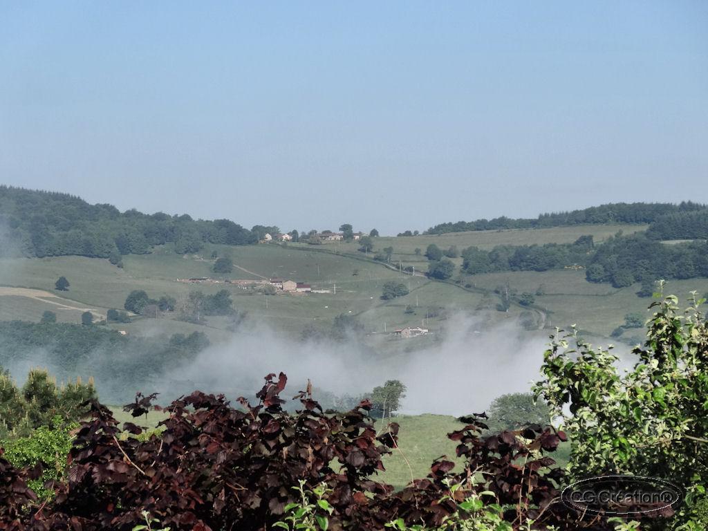 En Bourgogne du sud : sur le chemin de notre villégiature ...