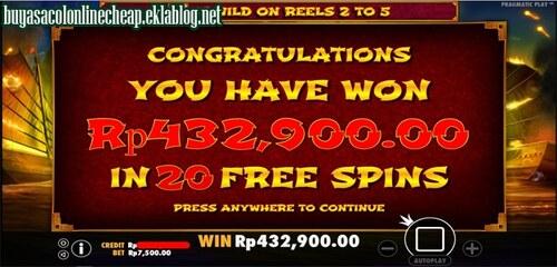 Slot Game Online Terbaik Dan Terpopuler Bonus Jackpot Free Spins Terbesar