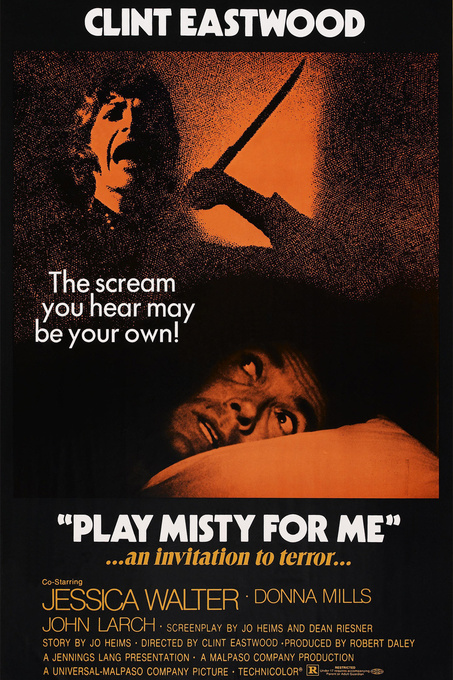PLAY MISTY FOR ME BOX OFFICE 1971