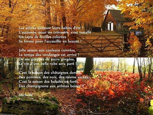 Parures d'automne