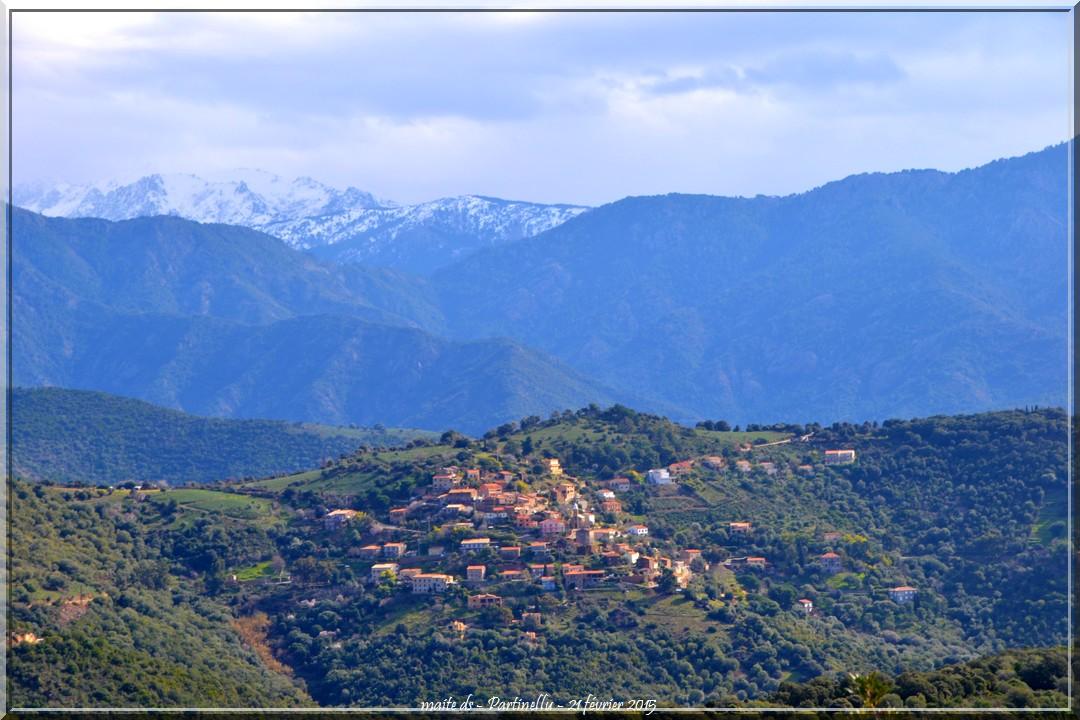 Partinellu - Corse