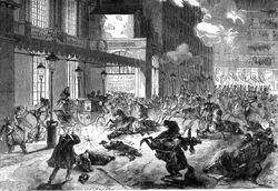 L'attentat d Orsini - 14 janvier 1858