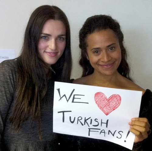 We love Turkish Fans!!