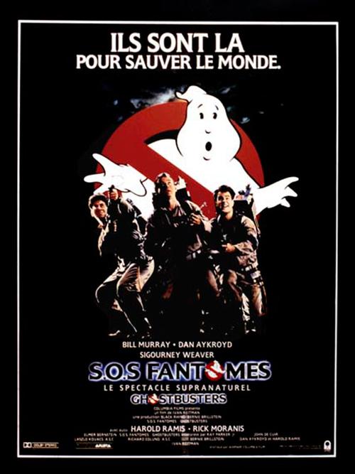 S.O.S Fantôme (Ghostbusters)