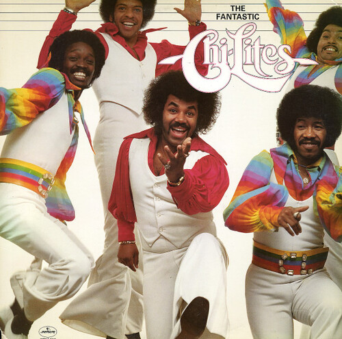 "The Chi-Lites : Album "" The Fantastic Chi-Lites "" Mercury Records SRM-1-1147 [ US ] 1977"
