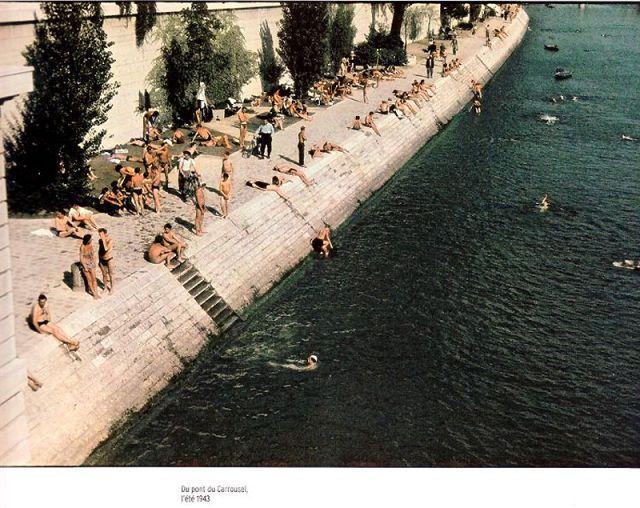 Andre Zucca: Nazi Propaganda Photos - Paris during WW27