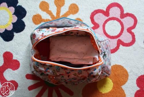 Mon siouper sac à langer