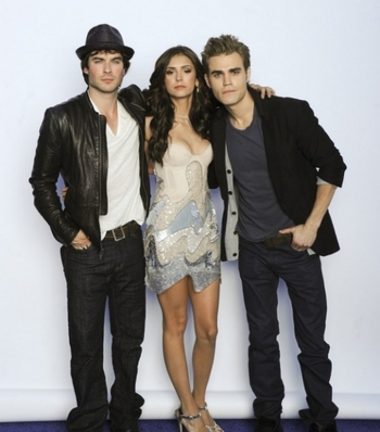 Teen Choice Awards 2010 Vampire Diaries