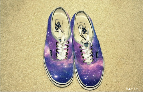 chaussure vans galaxy a vendre