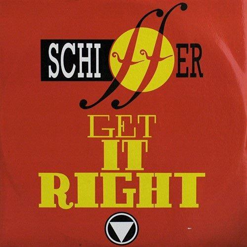 Schiffer - Get It Right (1988)
