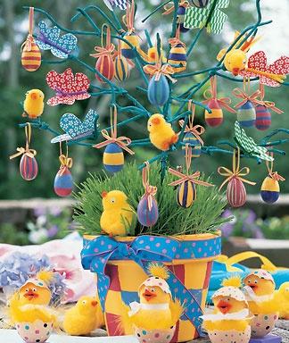L'arbre de Pâques - Thème 3