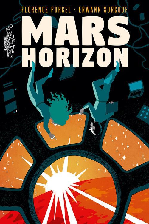 Mars horizon - Porcel & Surcouf