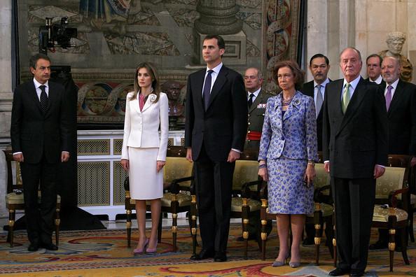 Liste civile espagnole