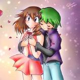 Drew et Flora ^^