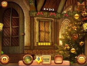 Jouer à Christmas room
