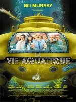 Vie aquatique affiche