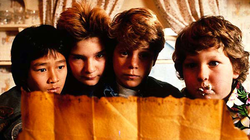 Les Goonies de Richard Donner