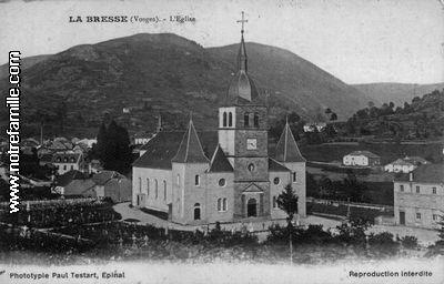 Lorraine-Les Vosges- La Bresse 88
