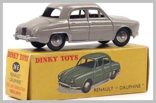Dinky Toys - 1934