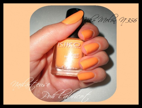 Swatch Kiko N°356 Melon