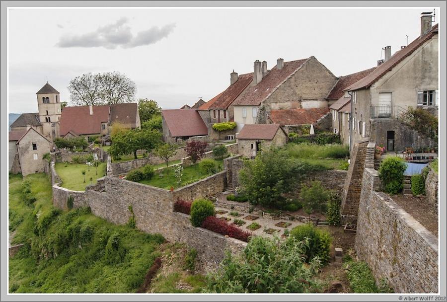 Château-Chalon : mon autre regard