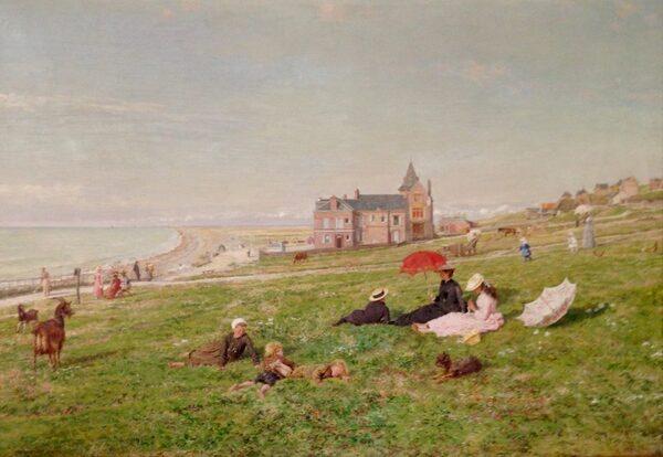 Peinture de : François-Marie Firmin-Girard