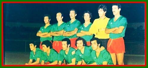 1971: Le MCA vainqueur de la coupe Maghrébine