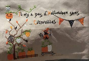 Sal Cuore or Batticuore - Halloween
